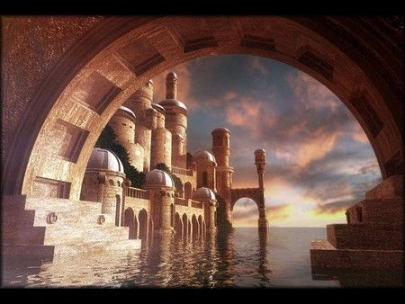 Arabian fantasy - Arabian Dream - graphics - digitalart