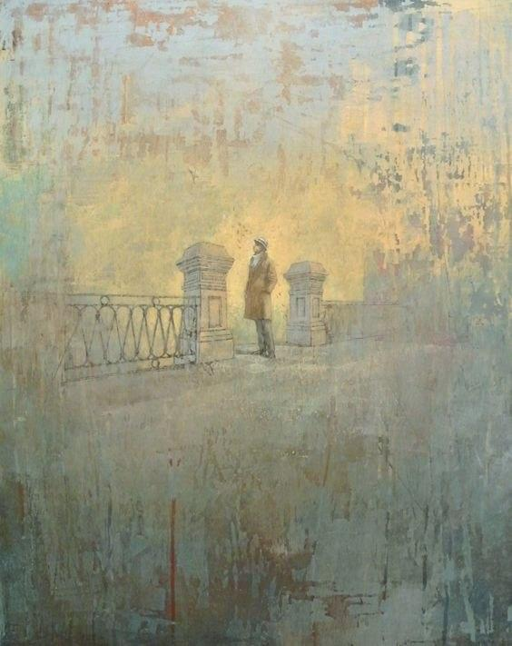 Federico Infante, 1982  Surrealist painter  فدریکو اینفانته