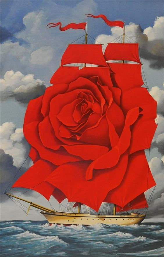 Identity of Meaning by Rafal Olbinski