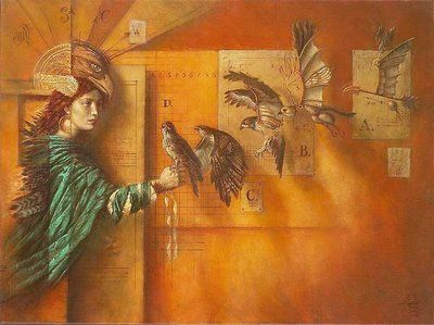 Jake Baddeley 1964 | Symbolist painter | surrealism | نقاش سمبولیک | سورئالیسم | جیک بادلی