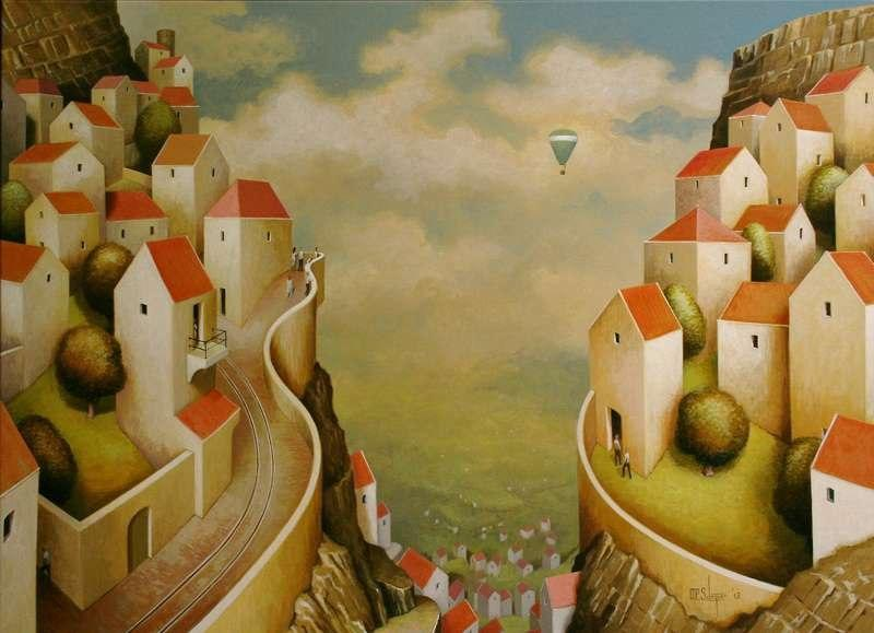 Michiel Schrijver - Return of the wind میشیل شریجوار