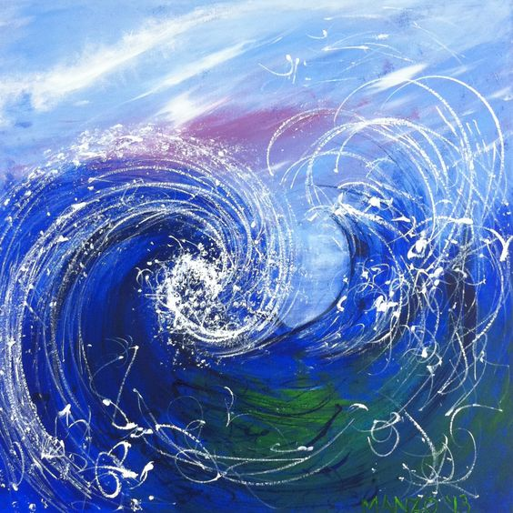 Ocean Spinner 2013 | Wendy Manzo | وندی منزو