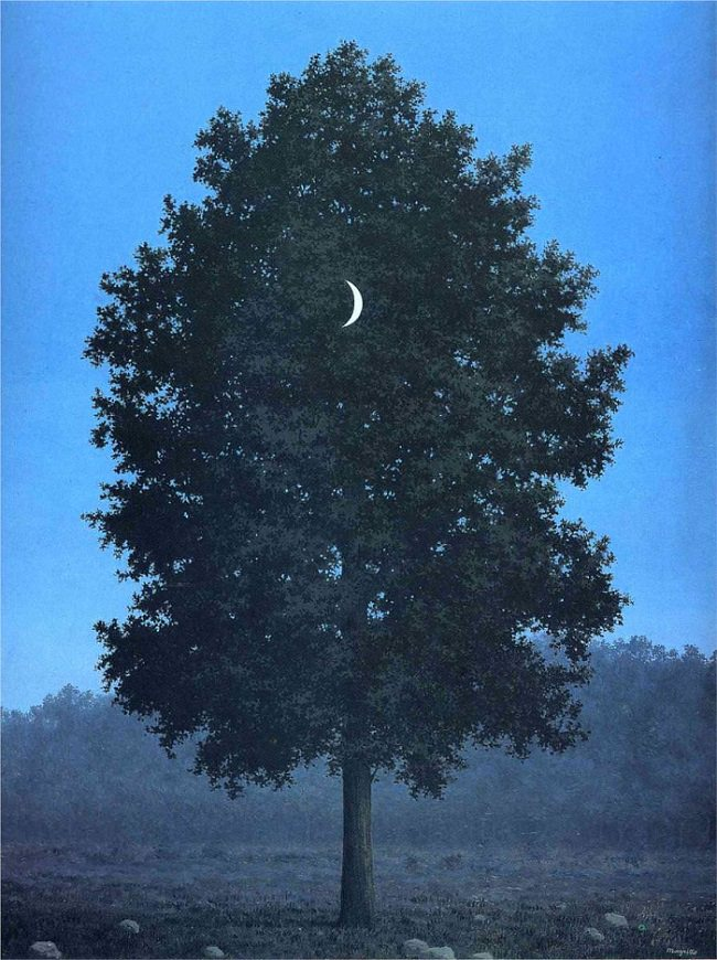 Rene Magritte - Sixteenth of September 1956 delbarg_ir