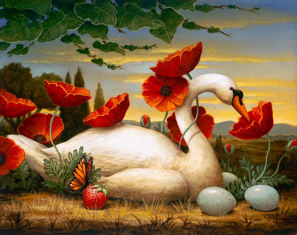 Signs of Spring by Kevin Sloan