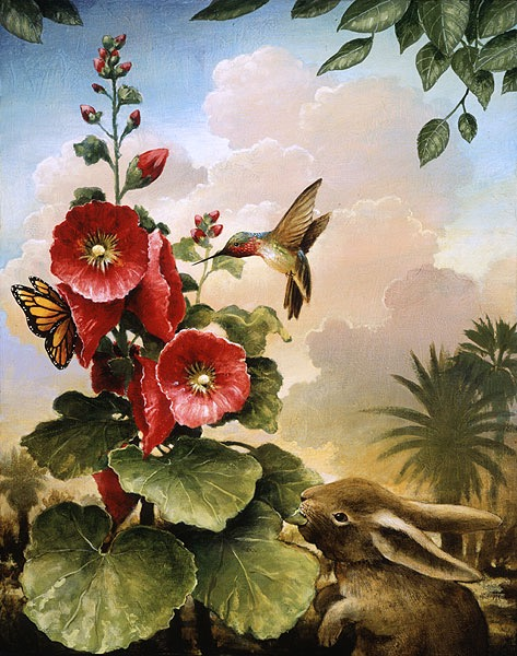 The Giving Flower by Kevin Sloan - delbarg_ir