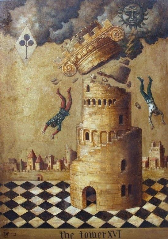 The Tower by Jake Baddeley | جیک بادلی