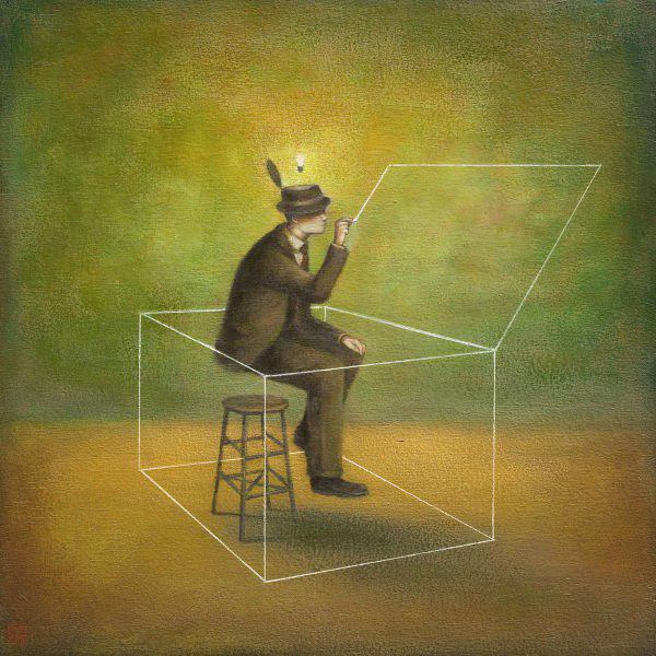 Thinking Outside the Box Makes Me Lightheaded | Duy Huynh | دووی هاین