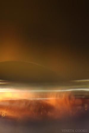 Landscapes of the Soul 2-2, abstract landscape photography by Vineta Cook